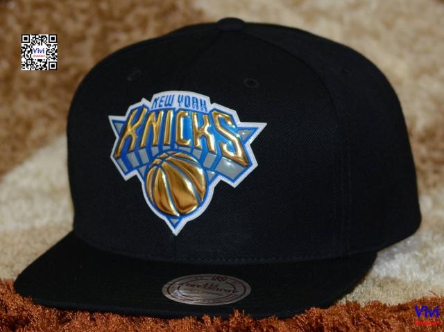 Mitchell & Ness Knicks NBA Carat Snapback