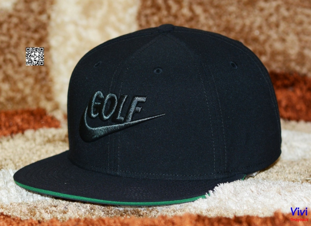 Nike Novelty Flat Bill 2.0 Adjustable Golf  Snapback