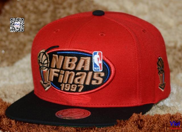 Mitchell & Ness Chicago Bulls The 2 Tone 1997 NBA Finals Snapback
