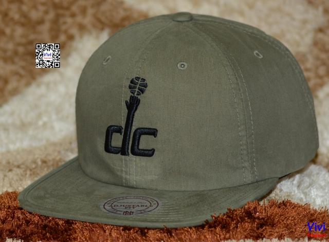 Mitchell & Ness DC Camo Strapback