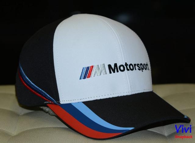 Nón BMW Motorsport Cap
