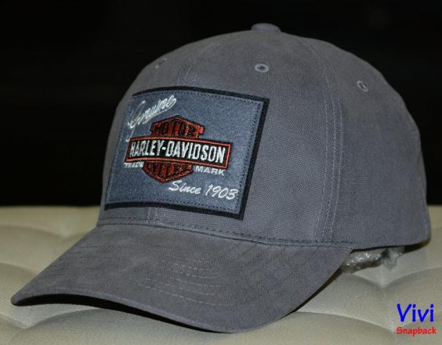 Nón Harley Davidson Motor Cap