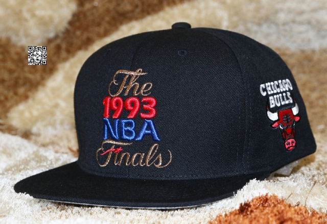 Mitchell & Ness The Final NBA 1993 Snapback