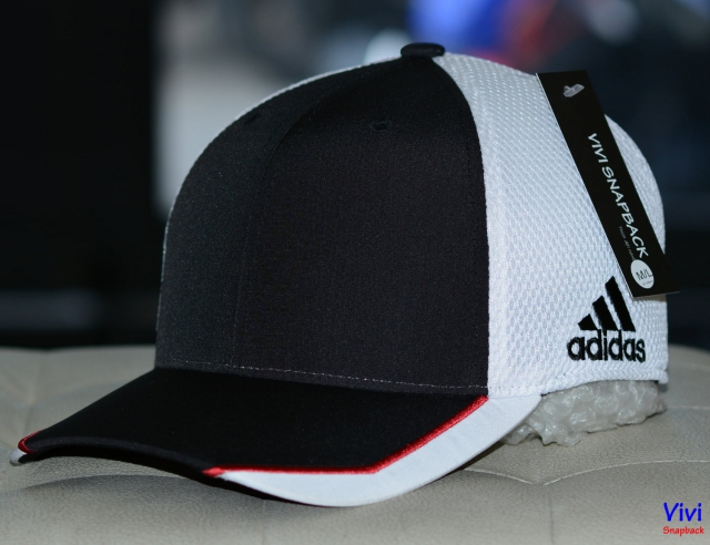 Nón Adidas Taylormade Tour Mesh Golf Fitted Cap