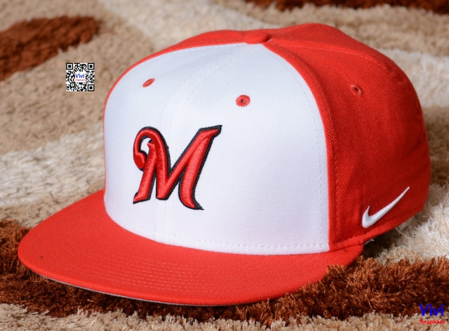 Nike  M NCAA Wool True College Fitted Snapback