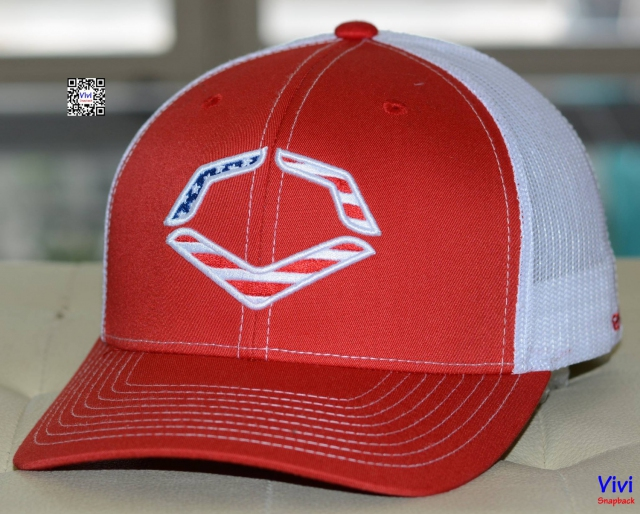 USA EvoShield Logo Cap