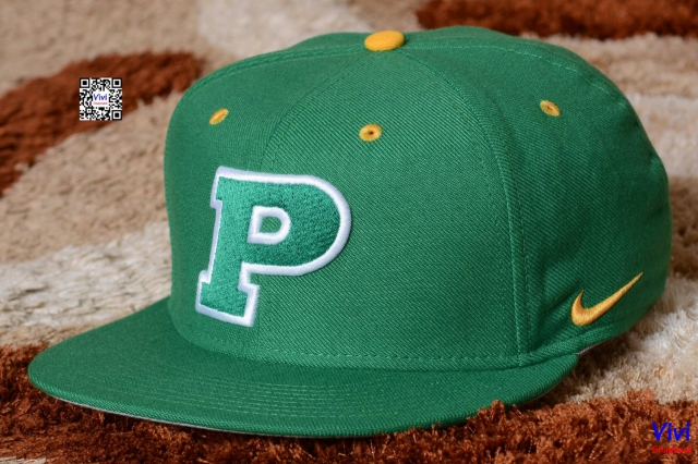 Nike Purdue Boilermakers NCAA Wool True College Fitted Snapback