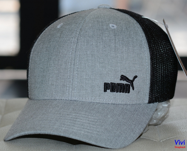 Puma Force Basics Trucker Flexfit Cap 2Tone