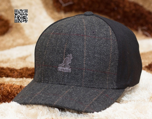 Kangaroo Fitted Cap