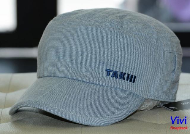Nón mỏ cục Takhi