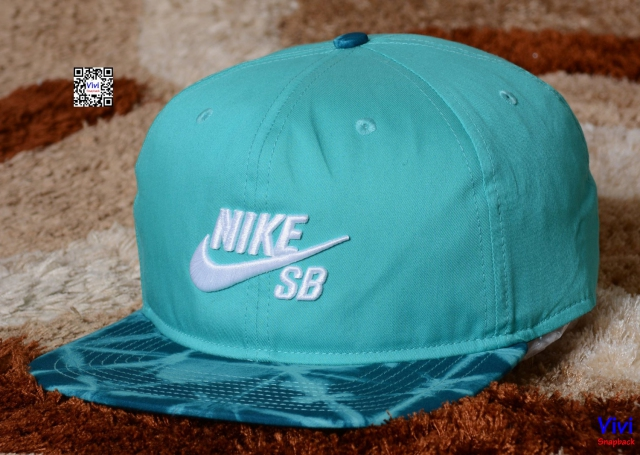 Nike SB Seasonal Snapback Light blue