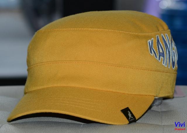 Nón thời trang lính Kangol Energizer Army Cap