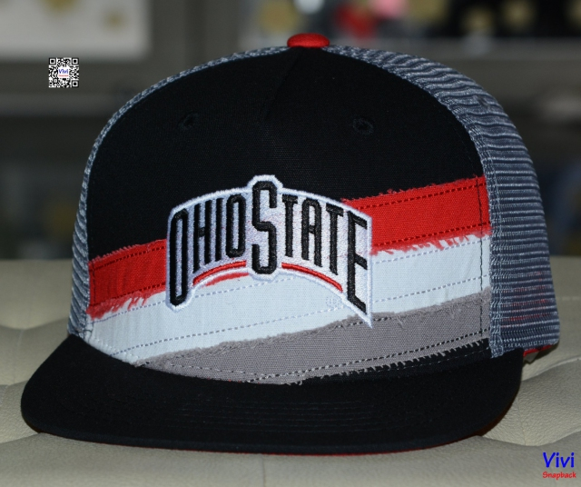 Ohio State Buckeyes Trucker Snapback
