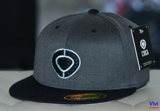 Nón snapback C1rca The Iconic 210 Fitted Snapback 2Tone