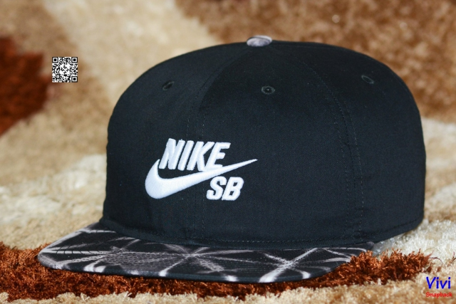 Nike SB Seasonal Snapback Black