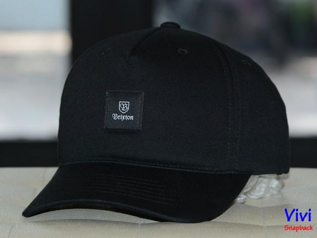 Brixton Black Cap