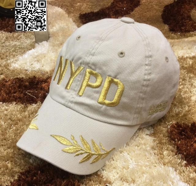 Nón lưỡi trai NYPD