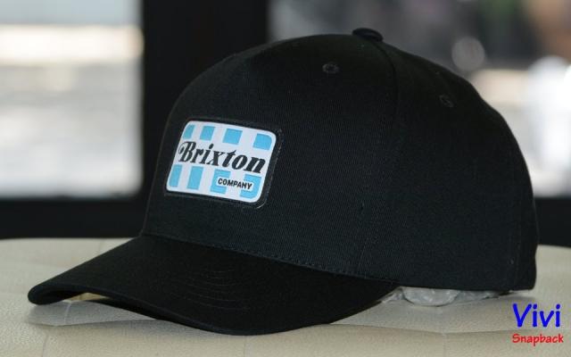 Brixton Pilsner Black Cap