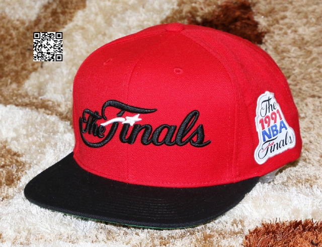 Mitchell & Ness The Final Snapback