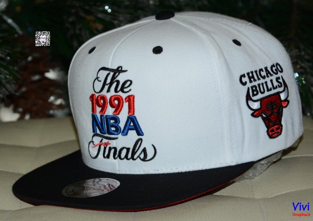 Mitchell & Ness The 1991 NBA Final Snapback