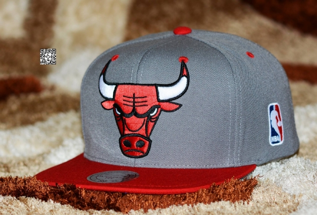 Mitchell & Ness Chicago Bulls NBA Undertime Snapback