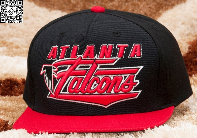 Mitchell & Ness Atlanta Falcons Snapback