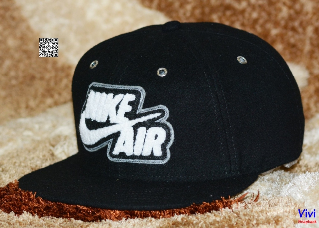 NIKE AIR WOOL CAP STRAPBACK