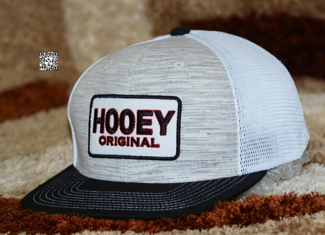 "HOOey Patch Hat ""Hooey Original"" Trucker Snapback"