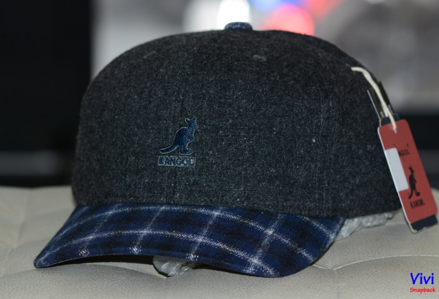 Nón Kangol Melton Paid Flexfit Baseball Cap