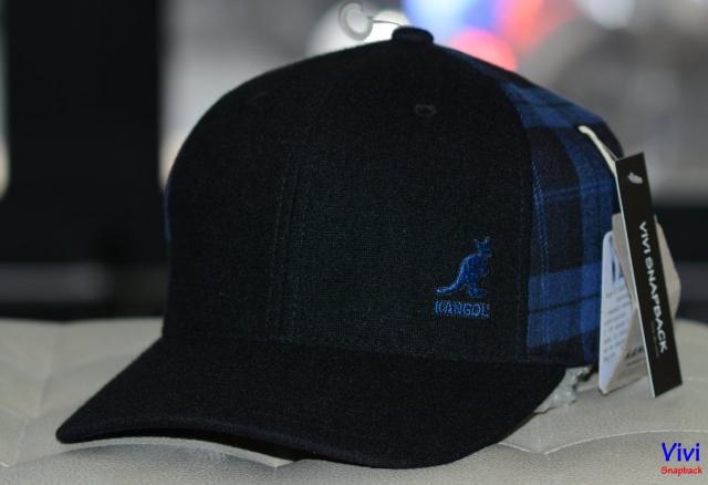 Nón Kangol Varsity Check Flexfit Baseball Cap