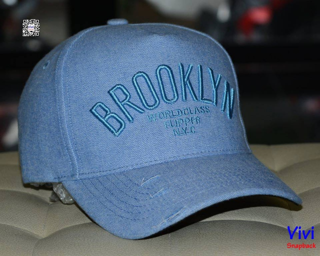 Brooklyn Champion Cap