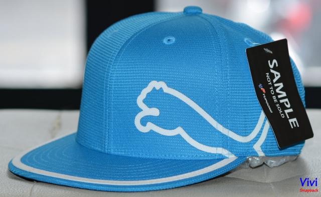 Nón Snapback Puma Monoline 210 Fitted Blue