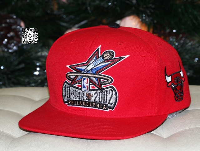 Mitchell & Ness All Star Snapback