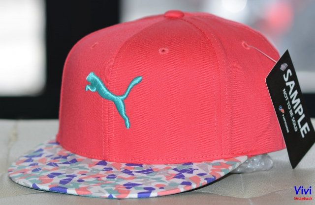 Nón Snapback Puma Cat Youth