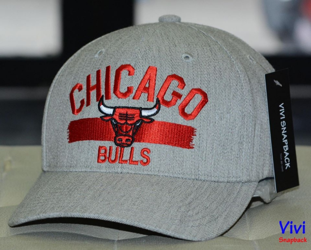 Chicago Bulls Fitted Cap