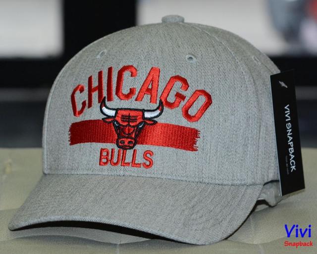 Chicago Bulls Fitted Cap