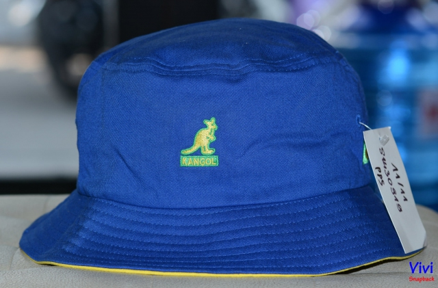 Kangol National Brazil Bucket Hat