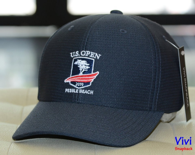 Travis Mathew U.S Open Fitted Cap Navy