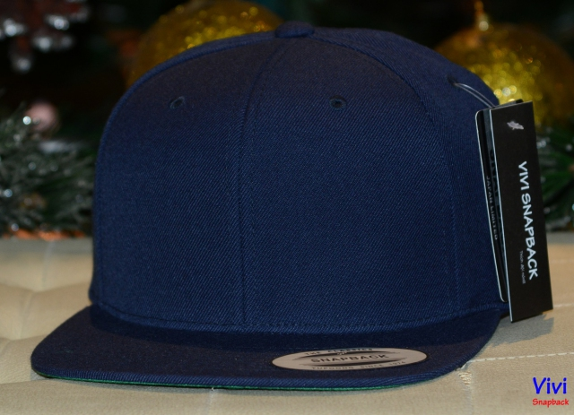 Snapback The Classic Yupoong Navy