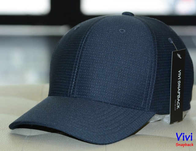 Travis Mathew Nassau Fitted Cap Full Navy