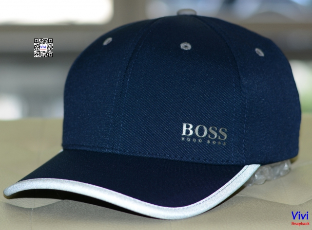 Hugo Boss Green Catch Cap Navy