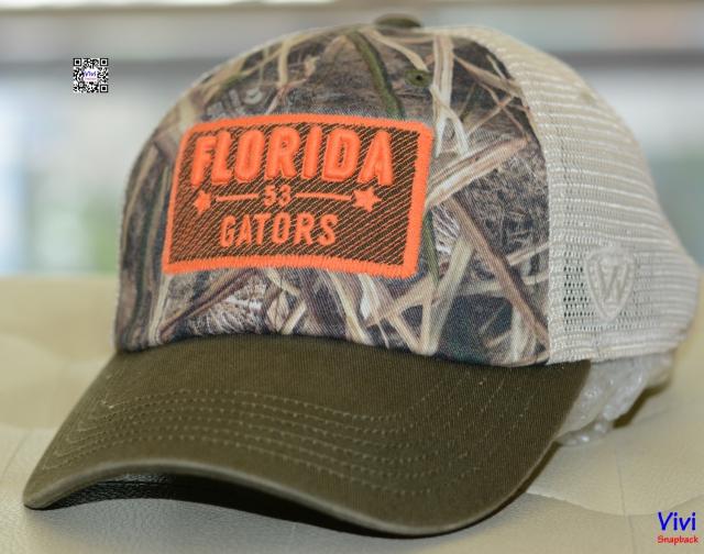 Nón lưới Camo Florida