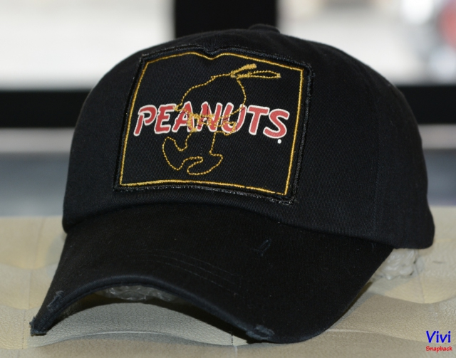 Nón Kaki Peanuts