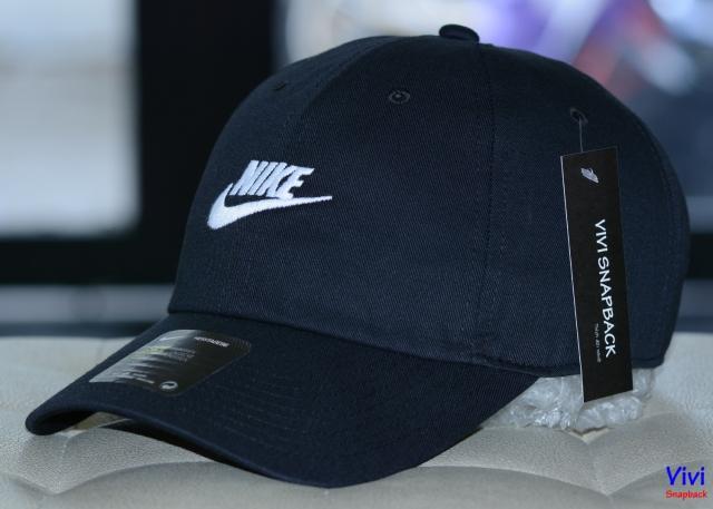 Nón Nike Heritage 86 Futura 913011- 010 black cap