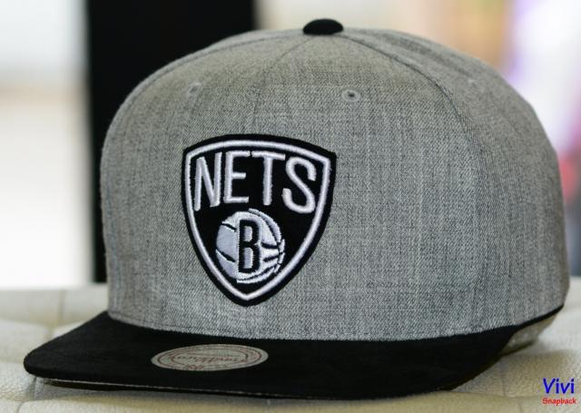 Mitchell & Ness Nets Snapback